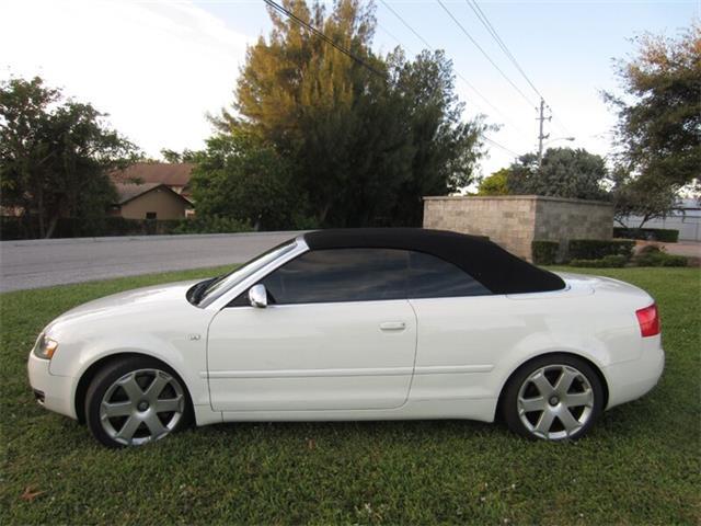 2005 Audi S4 (CC-1425272) for sale in Delray Beach, Florida