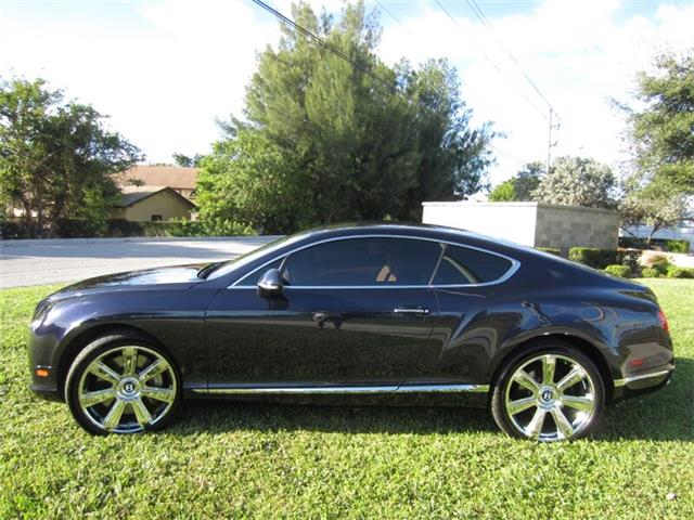 2012 Bentley Continental (CC-1425273) for sale in Delray Beach, Florida