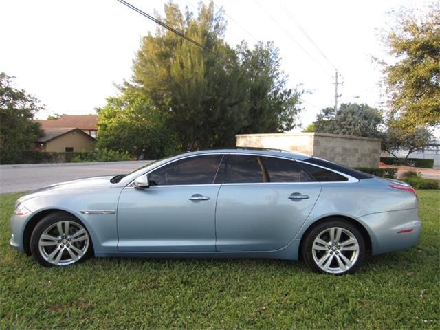 2011 Jaguar XJ (CC-1425274) for sale in Delray Beach, Florida