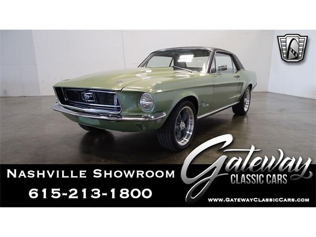 1968 Ford Mustang (CC-1425276) for sale in O'Fallon, Illinois
