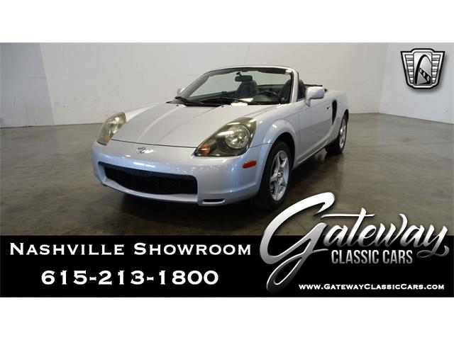 2000 Toyota MR2 (CC-1425279) for sale in O'Fallon, Illinois
