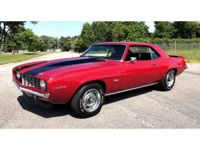 1969 Chevrolet Camaro (CC-1425286) for sale in Harpers Ferry, West Virginia