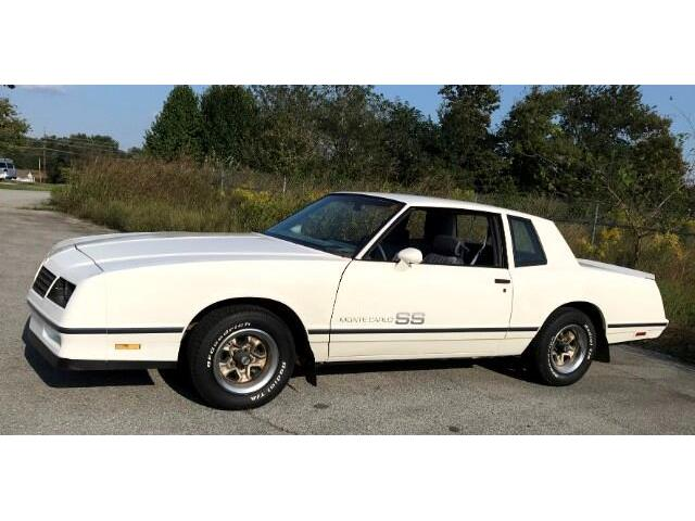 1984 Chevrolet Monte Carlo (CC-1425287) for sale in Harpers Ferry, West Virginia