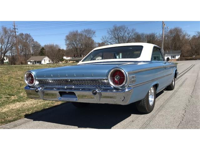 1963 Ford Galaxie 500 (CC-1425292) for sale in Harpers Ferry, West Virginia