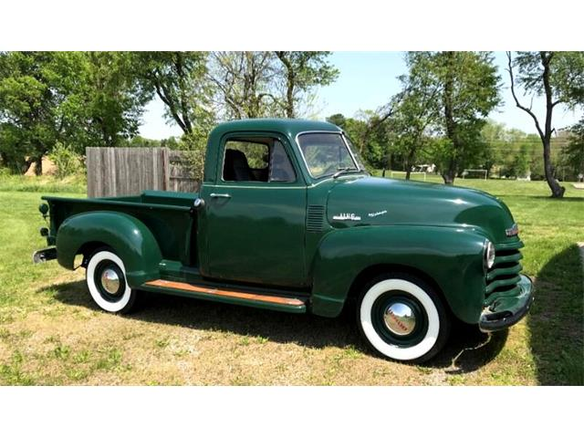 1953 Chevrolet 3100 (CC-1425293) for sale in Harpers Ferry, West Virginia