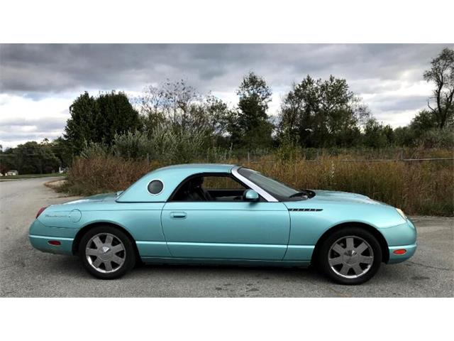 2002 Ford Thunderbird (CC-1425297) for sale in Harpers Ferry, West Virginia