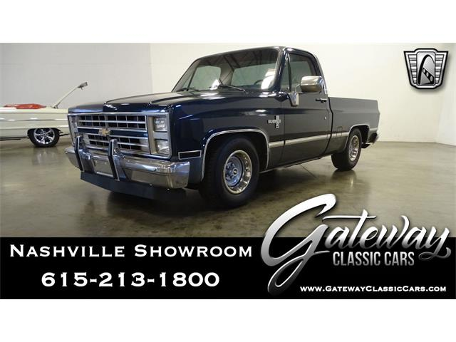 1986 Chevrolet C10 (CC-1425301) for sale in O'Fallon, Illinois