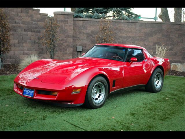 1980 Chevrolet Corvette (CC-1425308) for sale in Greeley, Colorado