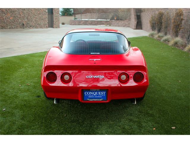 1980 Chevrolet Corvette (CC-1425308) for sale in Greeley, Colorado