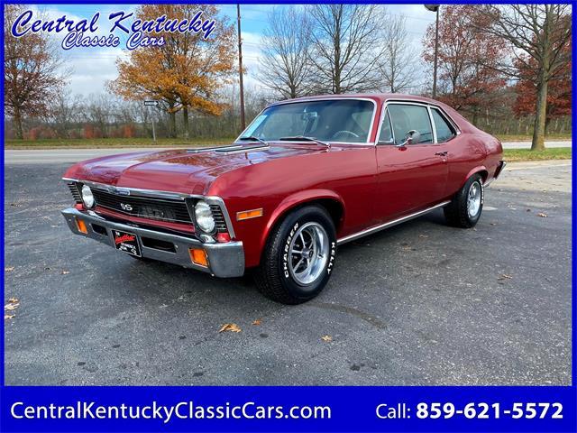 1971 Chevrolet Nova (CC-1425309) for sale in Paris , Kentucky