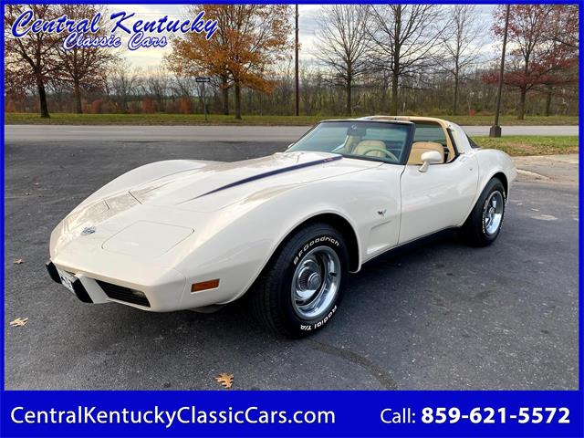 1978 Chevrolet Corvette (CC-1425310) for sale in Paris , Kentucky
