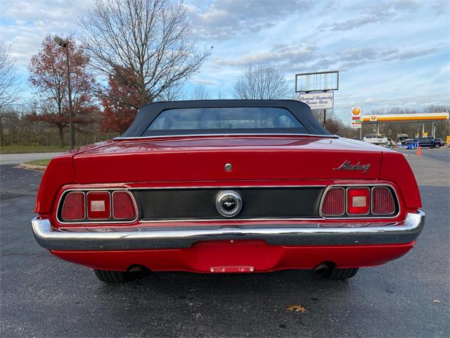 1972 Ford Mustang (CC-1425311) for sale in Paris , Kentucky