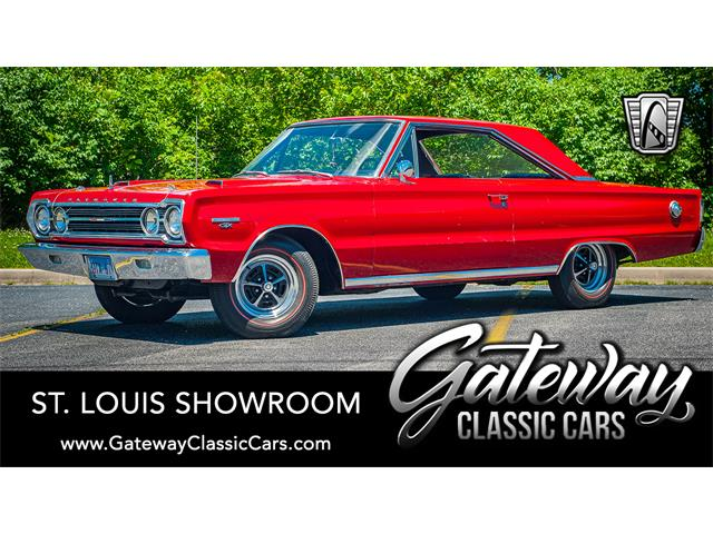 1967 Plymouth GTX (CC-1425318) for sale in O'Fallon, Illinois