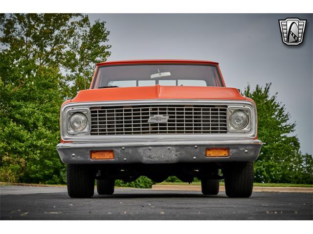 1971 Chevrolet C10 (CC-1425322) for sale in O'Fallon, Illinois