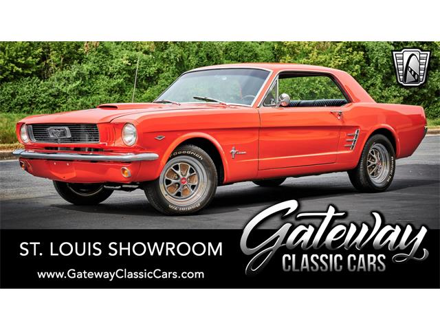 1966 Ford Mustang (CC-1425323) for sale in O'Fallon, Illinois