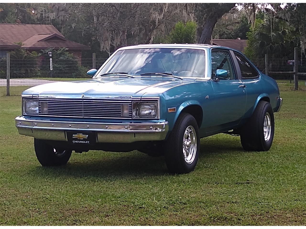 1979 Chevrolet Nova for Sale  ClassicCars.com  CC-1425329