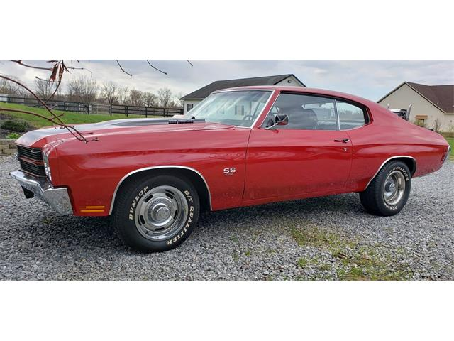 1970 Chevrolet Chevelle (CC-1425333) for sale in Allentown, New Jersey