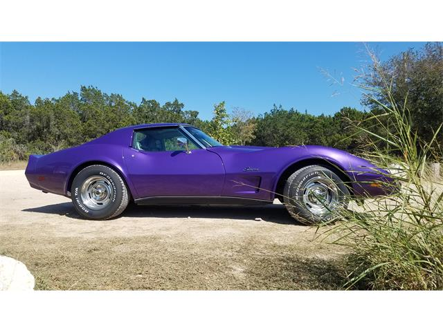 1975 Chevrolet Corvette (CC-1425340) for sale in Helotes, Texas