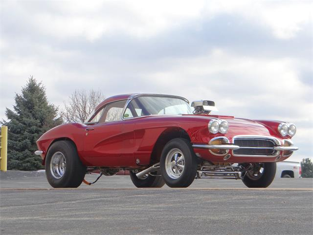 1962 Chevrolet Corvette (CC-1425348) for sale in O'Fallon, Illinois