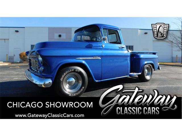 1955 Chevrolet 3100 (CC-1425350) for sale in O'Fallon, Illinois