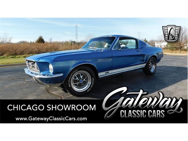 1967 Ford Mustang (CC-1425352) for sale in O'Fallon, Illinois