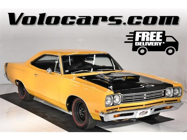 1969 Plymouth Road Runner (CC-1425357) for sale in Volo, Illinois