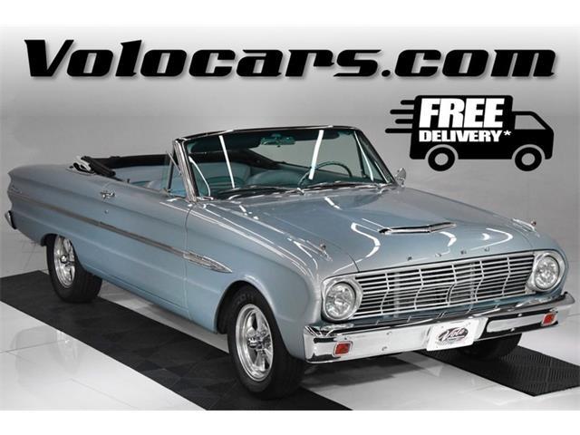 1963 Ford Falcon (CC-1425363) for sale in Volo, Illinois