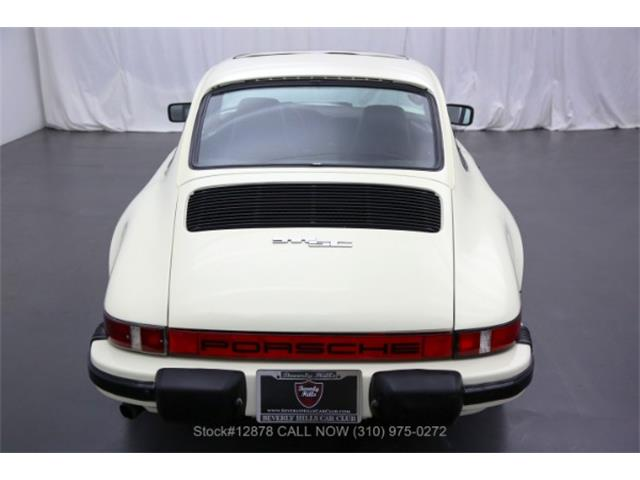 1981 Porsche 911SC (CC-1425364) for sale in Beverly Hills, California