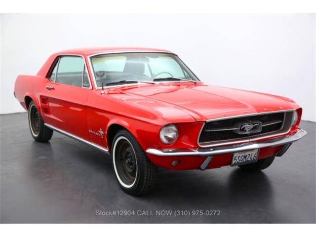 1967 Ford Mustang (CC-1425370) for sale in Beverly Hills, California