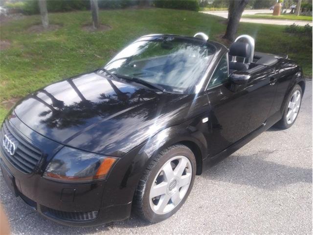 2001 Audi TT (CC-1425373) for sale in Punta Gorda, Florida