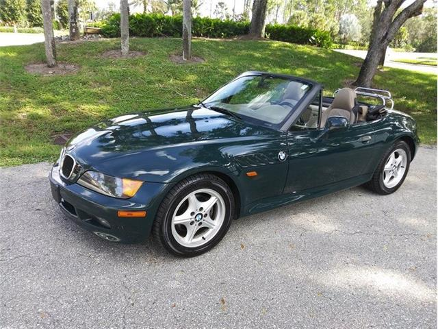 1997 BMW Z3 (CC-1425377) for sale in Punta Gorda, Florida