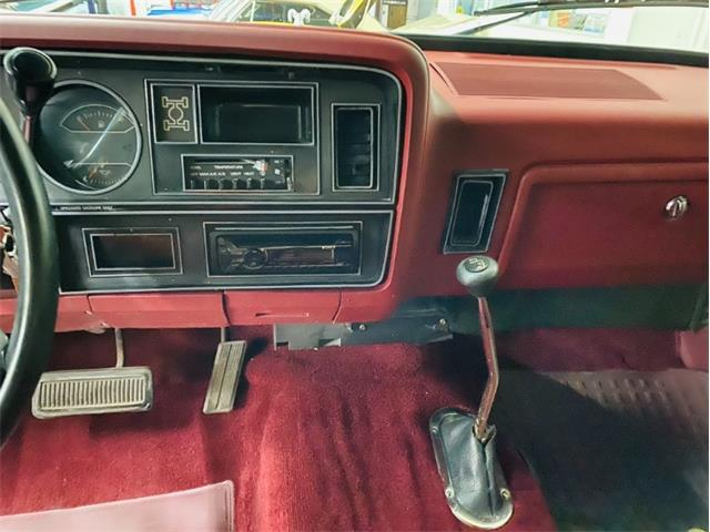 1986 Dodge Ramcharger (CC-1425388) for sale in Mundelein, Illinois