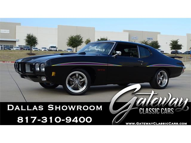 1970 Pontiac GTO (CC-1425389) for sale in O'Fallon, Illinois