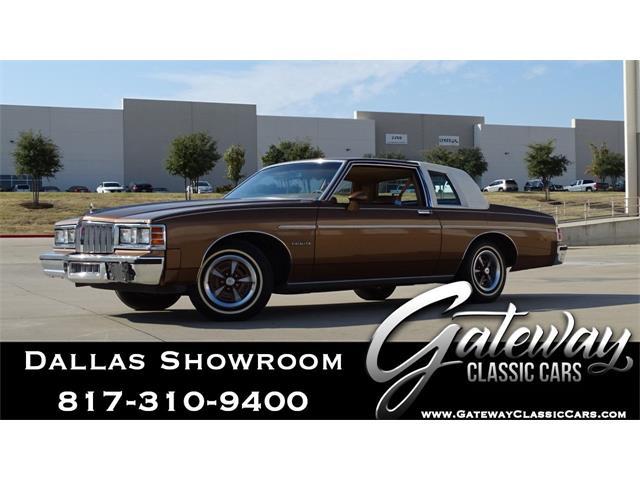 1980 Pontiac Catalina (CC-1425393) for sale in O'Fallon, Illinois