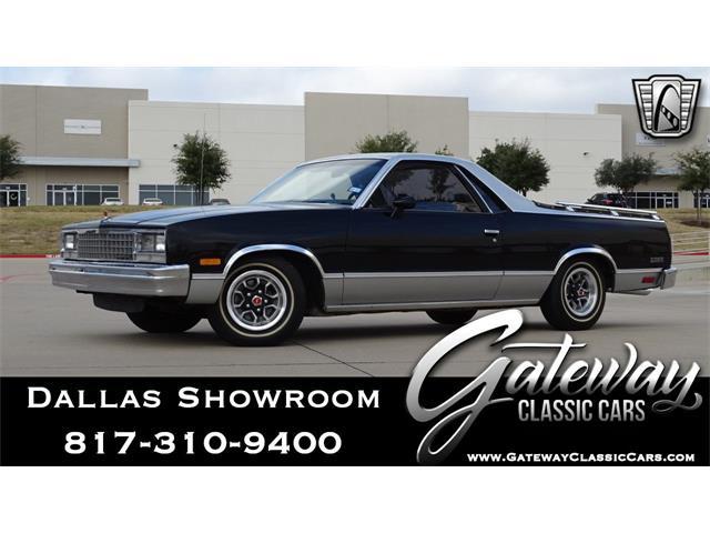 1984 Chevrolet El Camino (CC-1425396) for sale in O'Fallon, Illinois