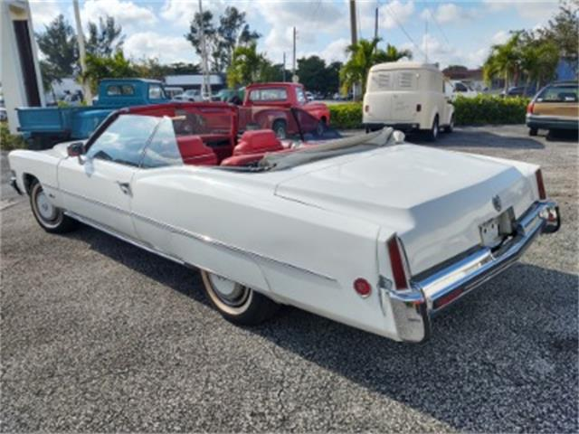 1973 Cadillac Eldorado (CC-1425397) for sale in Miami, Florida