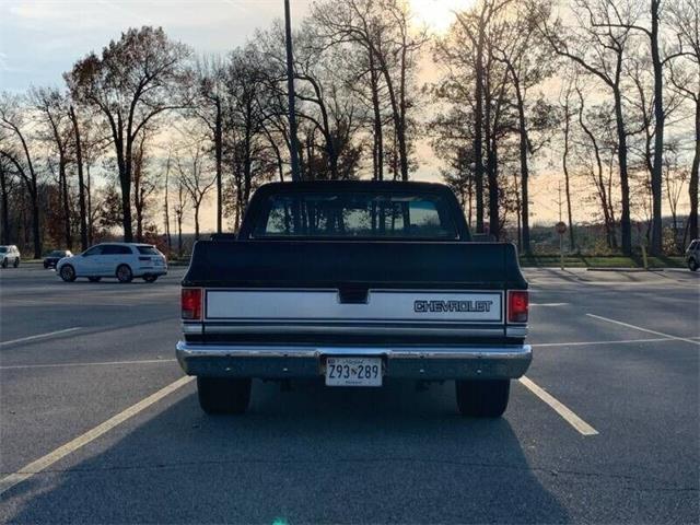 1985 Chevrolet C/K 10 (CC-1425409) for sale in Clarksburg, Maryland