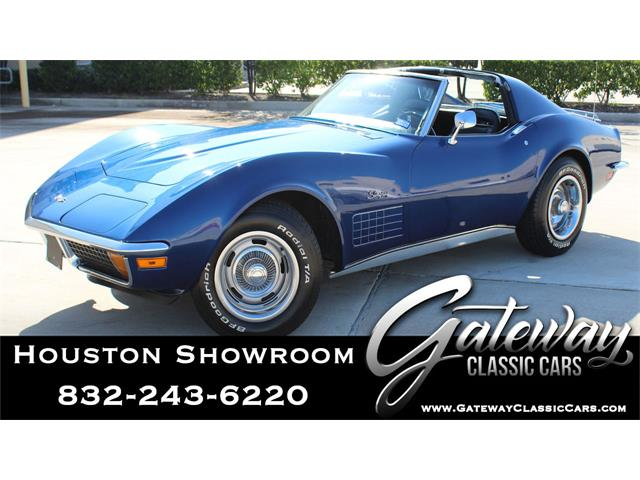 1972 Chevrolet Corvette (CC-1425410) for sale in O'Fallon, Illinois