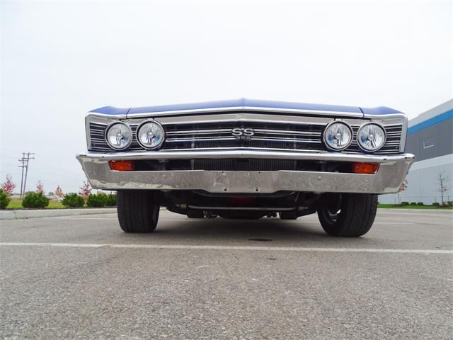 1967 Chevrolet Chevelle (CC-1425411) for sale in O'Fallon, Illinois