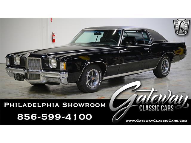 1972 Pontiac Grand Prix (CC-1425433) for sale in O'Fallon, Illinois