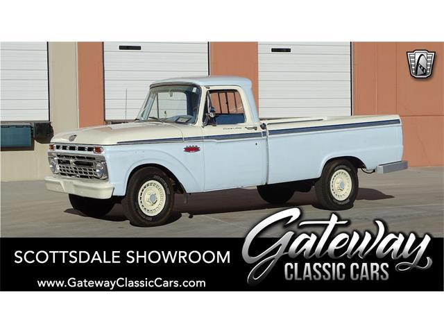 1966 Ford F100 (CC-1425440) for sale in O'Fallon, Illinois