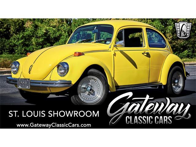1971 Volkswagen Super Beetle (CC-1425446) for sale in O'Fallon, Illinois