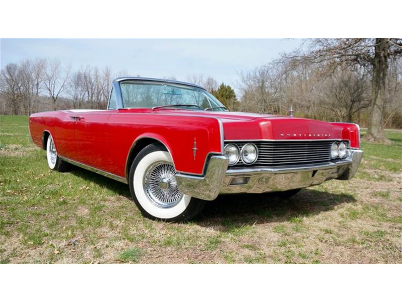 1966 Lincoln Continental (CC-1420546) for sale in Valley Park, Missouri