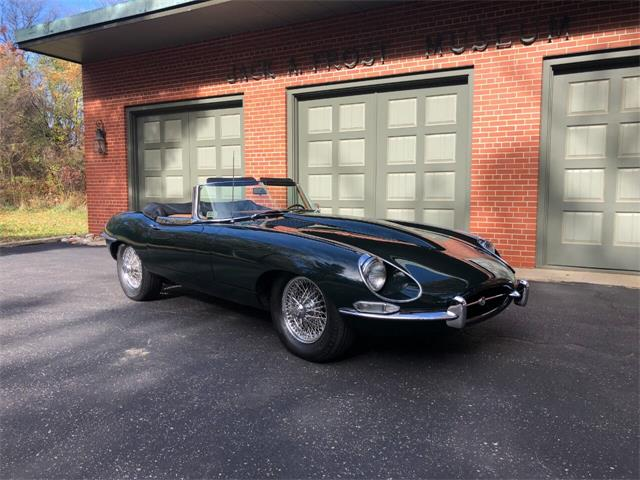 1967 Jaguar E-Type (CC-1420547) for sale in Washington, Michigan