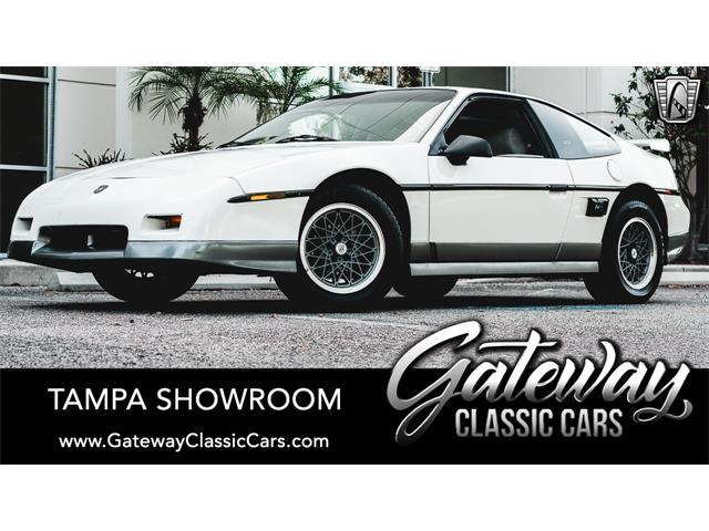 1986 Pontiac Fiero (CC-1425479) for sale in O'Fallon, Illinois