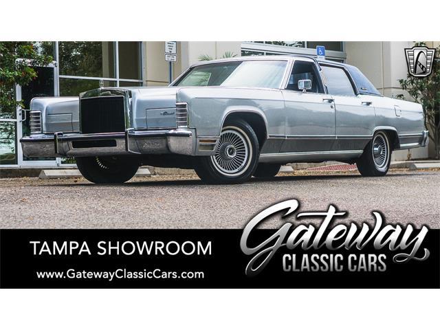 1979 Lincoln Continental (CC-1425481) for sale in O'Fallon, Illinois