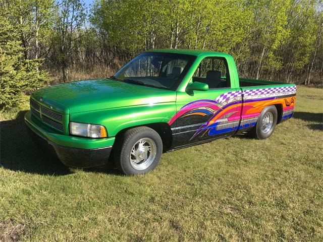 1995 Dodge Ram 1500 (CC-1420550) for sale in Martensville, Saskatchewan