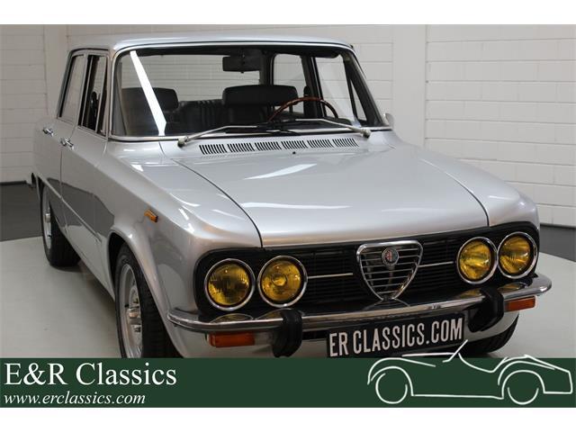 1977 Alfa Romeo Giulietta Spider (CC-1425501) for sale in Waalwijk, Noord Brabant