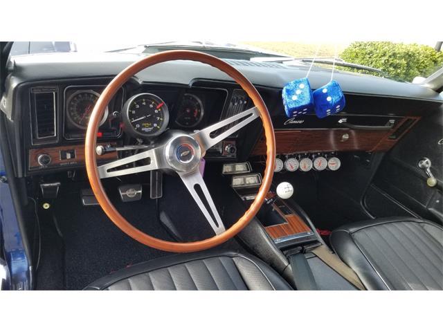 1969 Chevrolet Camaro Z28 (CC-1425509) for sale in NEW BERN, North Carolina