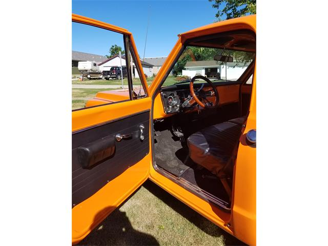 1970 GMC 1/2 Ton Pickup (CC-1425515) for sale in Dysart, Iowa